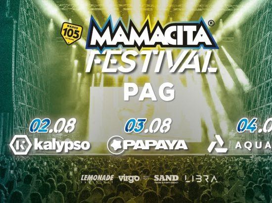 VIRGO PORTA IL MAMACITA FESTIVAL SULL'ISOLA DI PAG - Virgo Music Mgmt