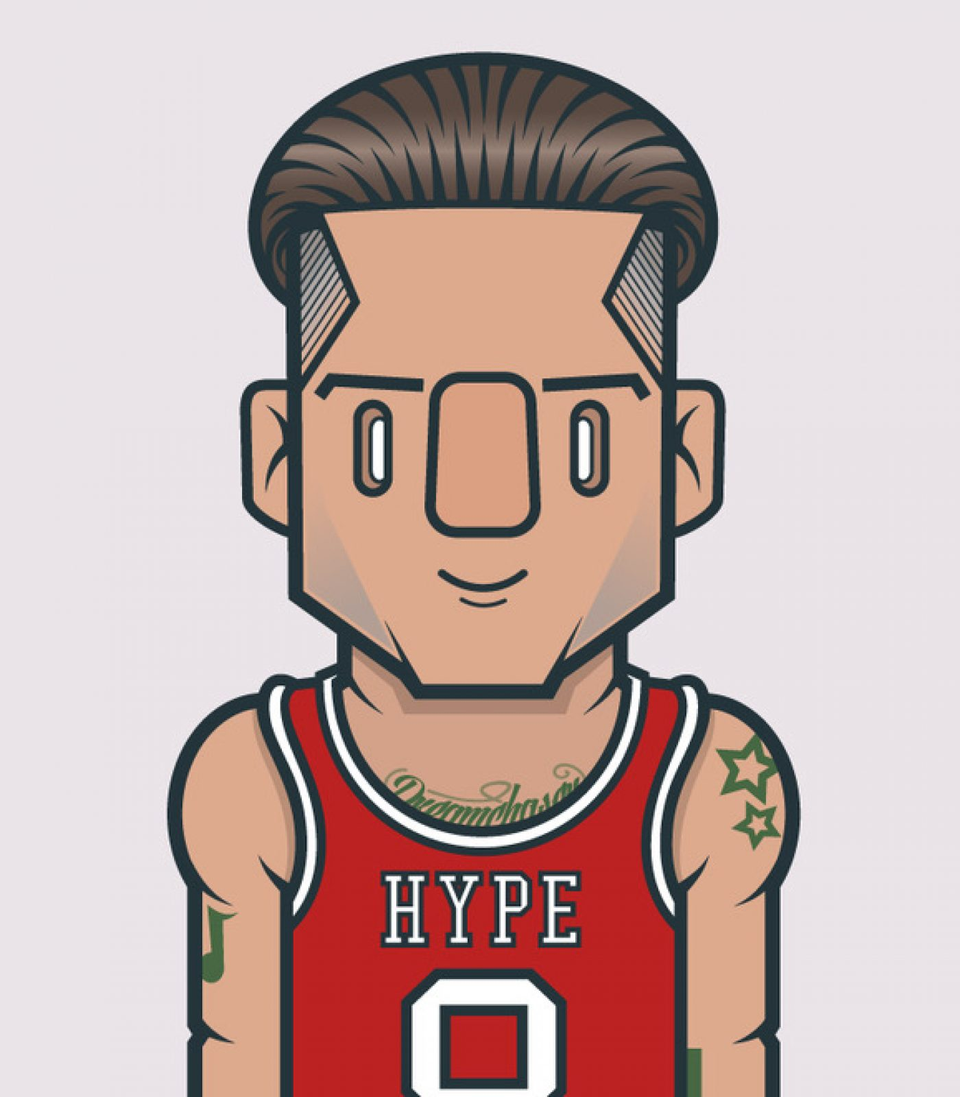 JAMES HYPE - Virgo Music Mgmt